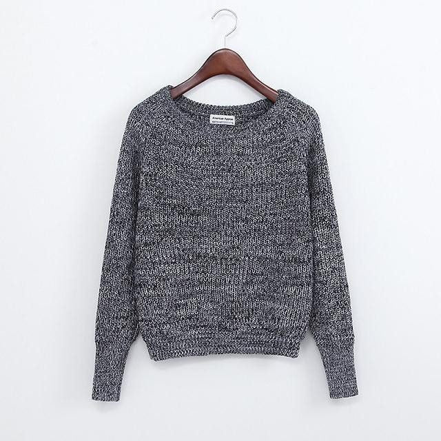 Simple One Tone Wool Pullovers (Multiple Colours) -  - Online Aesthetic Shop - 3