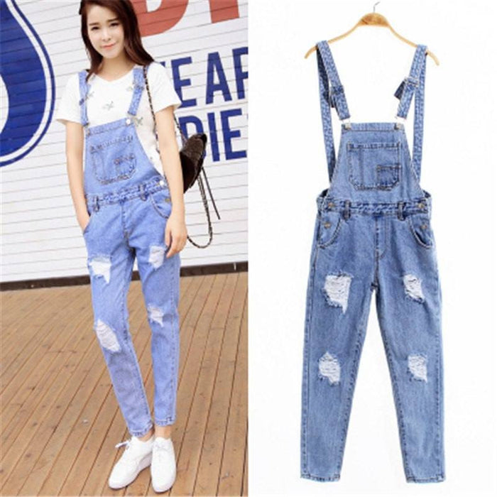 Casual Jumpsuit -  - Online Aesthetic Shop - 1