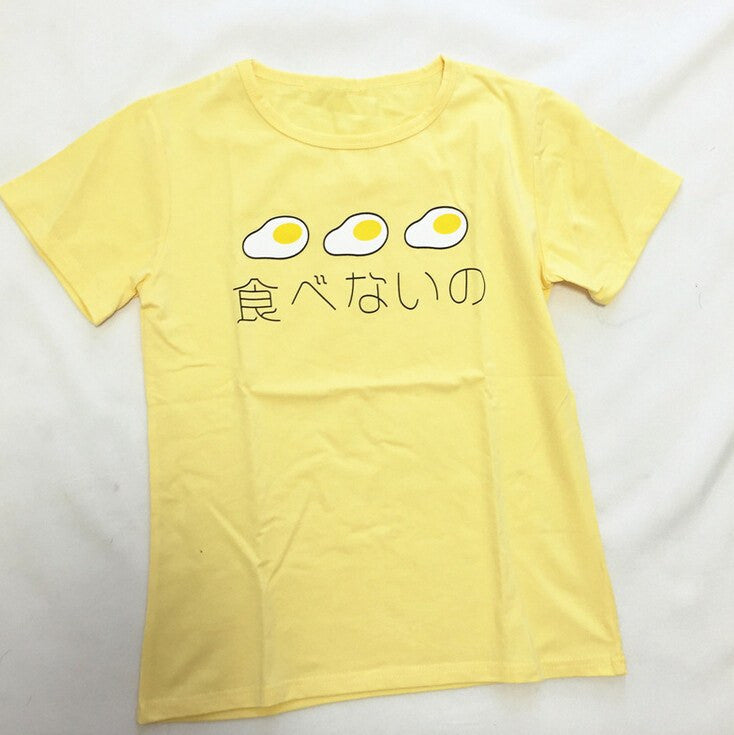 Japanese Kawaii T-Shirts -  - Online Aesthetic Shop - 3