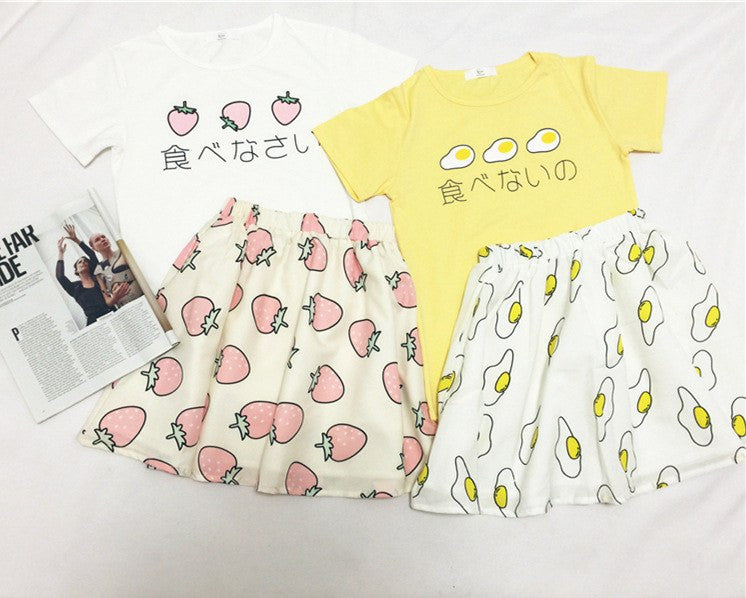 Japanese Kawaii T-Shirts -  - Online Aesthetic Shop - 6