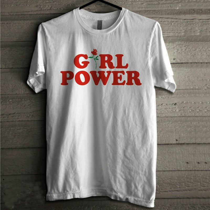 Girl Power T-Shirt -  - Online Aesthetic Shop - 2