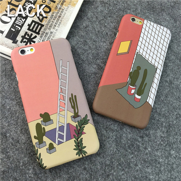 Flat Art iPhone Cases - Online Aesthetic -  Tumblr Kawaii Aesthetic Shop Fashion