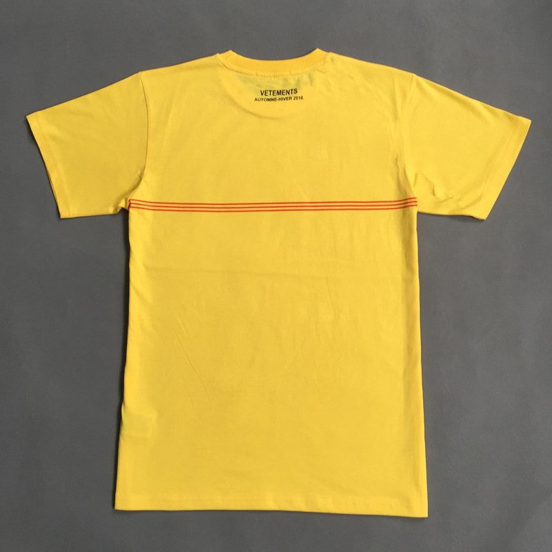 DHL T-Shirt - Online Aesthetic -  Tumblr Kawaii Aesthetic Shop Fashion