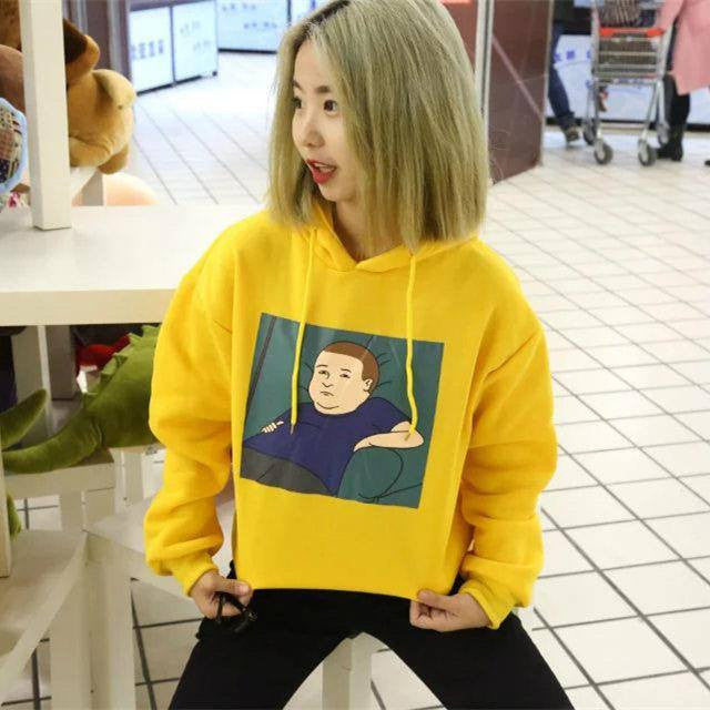 "King of the Hill ""Bobby"" Sweater -  - Online Aesthetic Shop - 1"