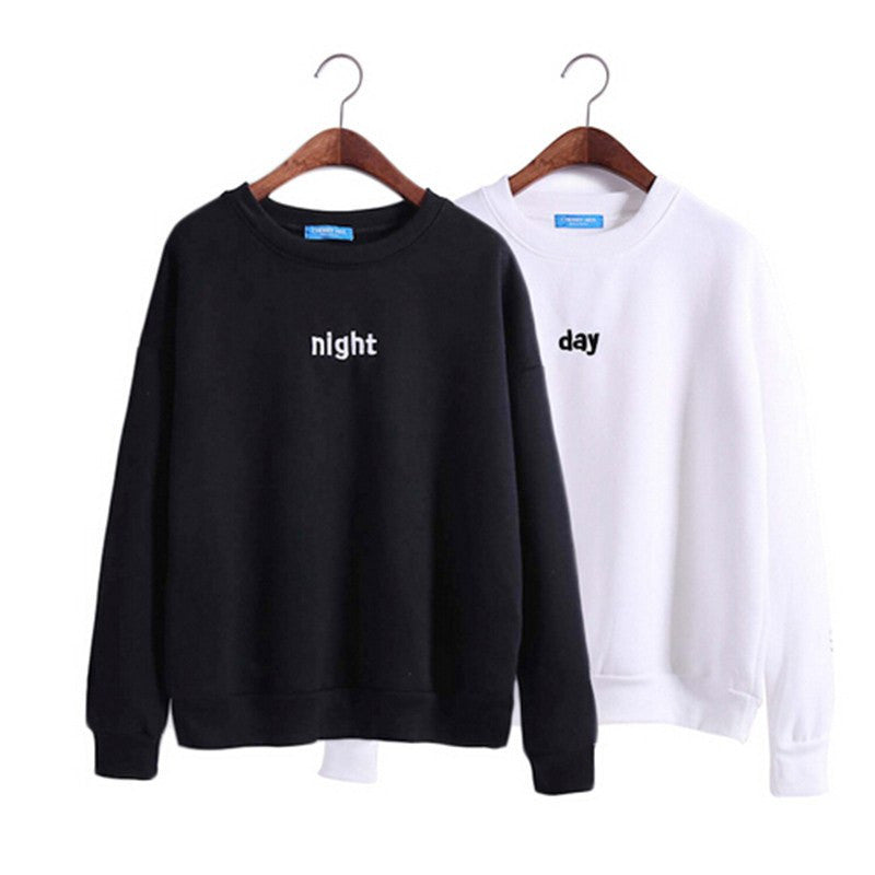 Night and Day Pullover -  - Online Aesthetic Shop - 4