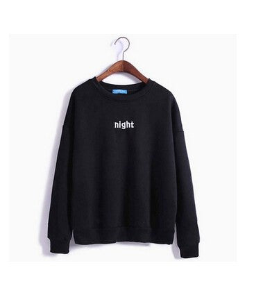 Night and Day Pullover -  - Online Aesthetic Shop - 7