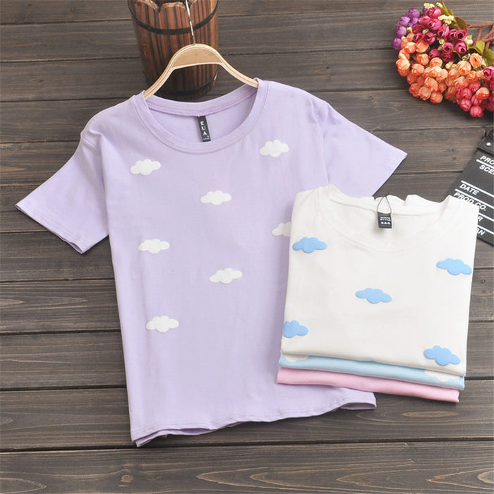 Cotton Candy Clouds T-Shirt