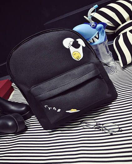 Cracking Egg Backpack -  - Online Aesthetic Shop - 5