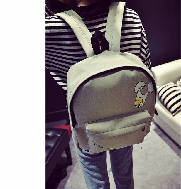 Cracking Egg Backpack -  - Online Aesthetic Shop - 14