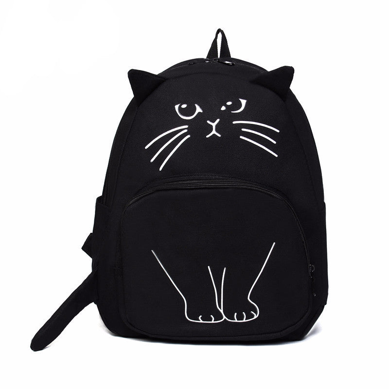 Kawaii Neko Backpack - Online Aesthetic -  Tumblr Kawaii Aesthetic Shop Fashion