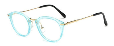 Clear (Multiple Coloured) Frame Glasses - Online Aesthetic -  Tumblr Kawaii Aesthetic Shop Fashion