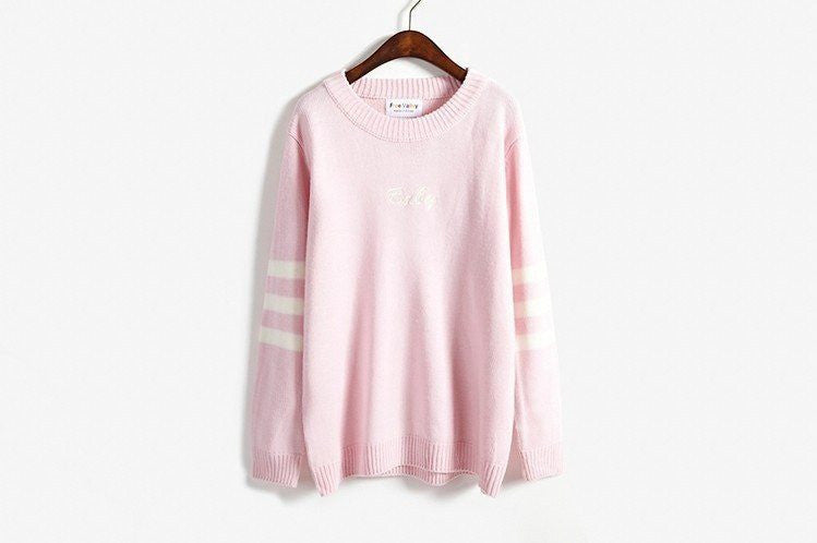 Pastel Baby Pullover -  - Online Aesthetic Shop - 11