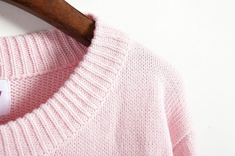 Pastel Baby Pullover -  - Online Aesthetic Shop - 21