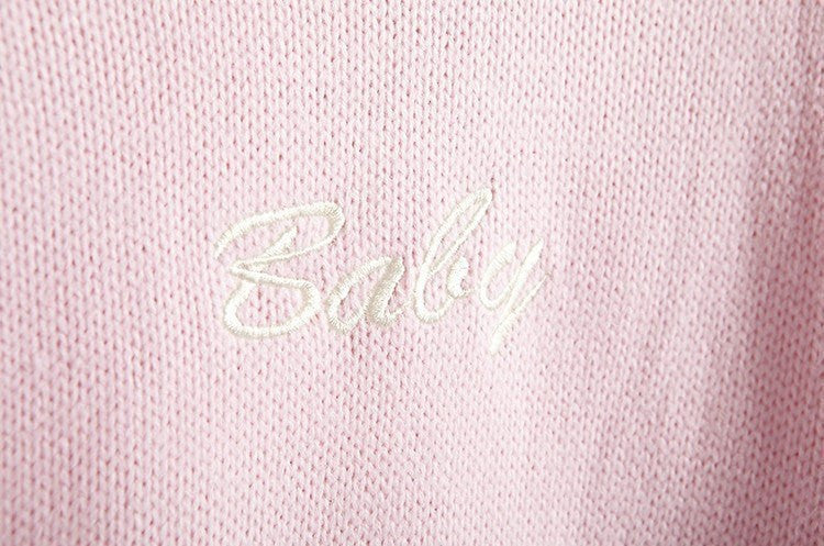 Pastel Baby Pullover -  - Online Aesthetic Shop - 3