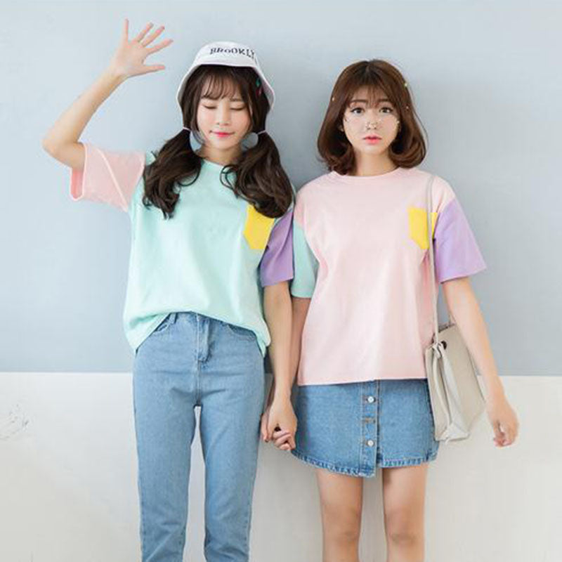 Pastel Love T shirts - Online Aesthetic -  Tumblr Kawaii Aesthetic Shop Fashion