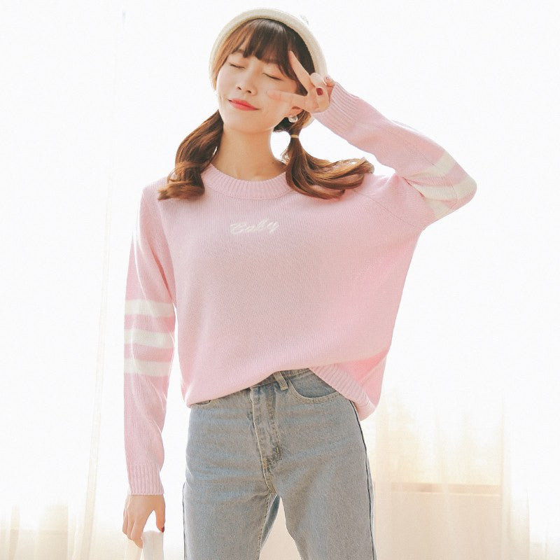 Pastel Baby Pullover -  - Online Aesthetic Shop - 23