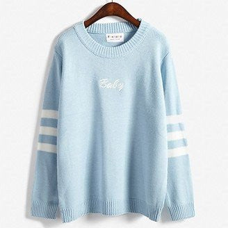 Pastel Baby Pullover -  - Online Aesthetic Shop - 2