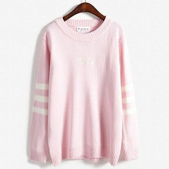 Pastel Baby Pullover -  - Online Aesthetic Shop - 1