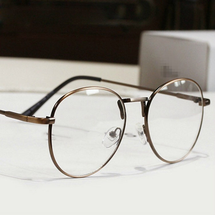 Large Frame Retro Glasses - Online Aesthetic