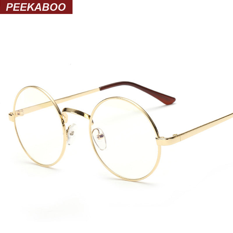 Round Frame Glasses - Online Aesthetic -  Tumblr Kawaii Aesthetic Shop Fashion