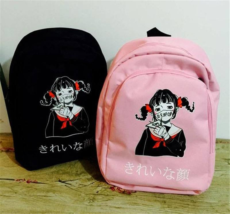 Japanese Schoolgirl Backpack -  - Online Aesthetic Shop - 7