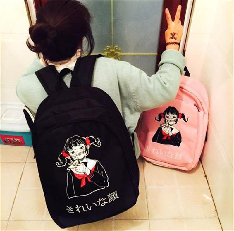Japanese Schoolgirl Backpack -  - Online Aesthetic Shop - 5