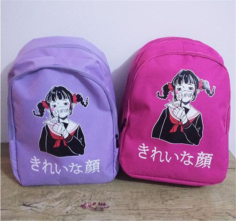 Japanese Schoolgirl Backpack -  - Online Aesthetic Shop - 14