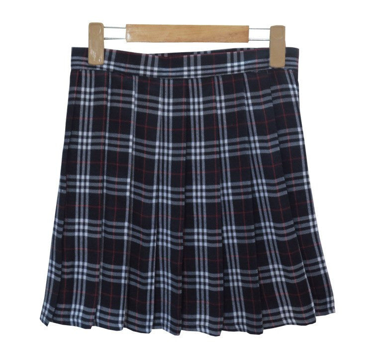 Plaid Patternered Skirts -  - Online Aesthetic Shop - 5