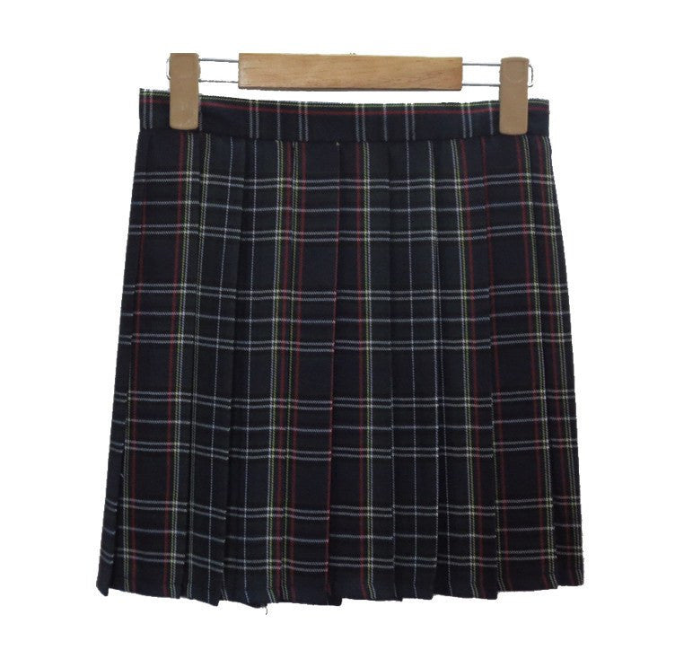 Plaid Patternered Skirts -  - Online Aesthetic Shop - 8