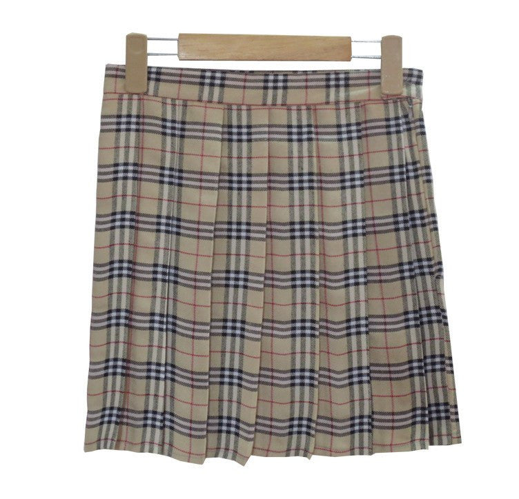 Plaid Patternered Skirts -  - Online Aesthetic Shop - 6