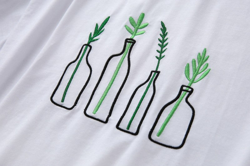 Plant in a Bottle T-Shirt -  - Online Aesthetic Shop - 6