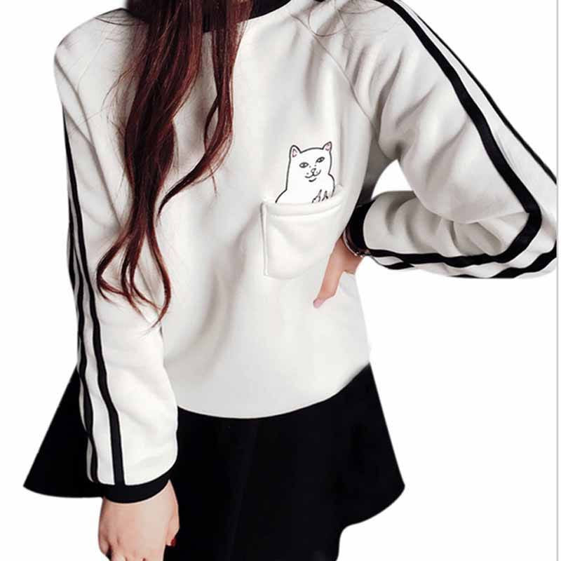 Sneaky Cat Sweater -  - Online Aesthetic Shop - 1