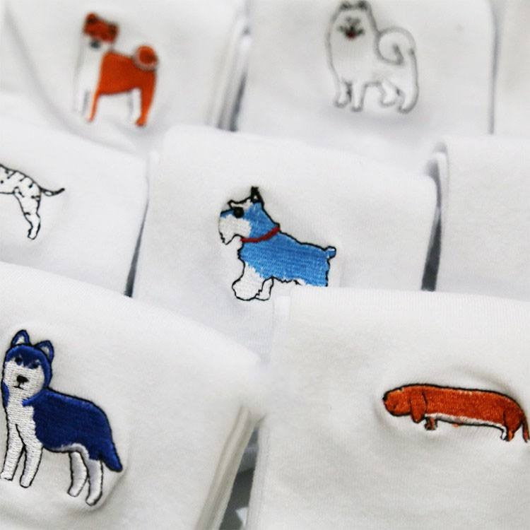 Cute Animal Cotton Socks -  - Online Aesthetic Shop - 4