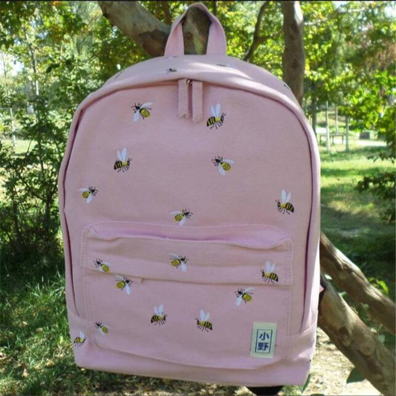 Japanese Bugs Backpack -  - Online Aesthetic Shop - 1