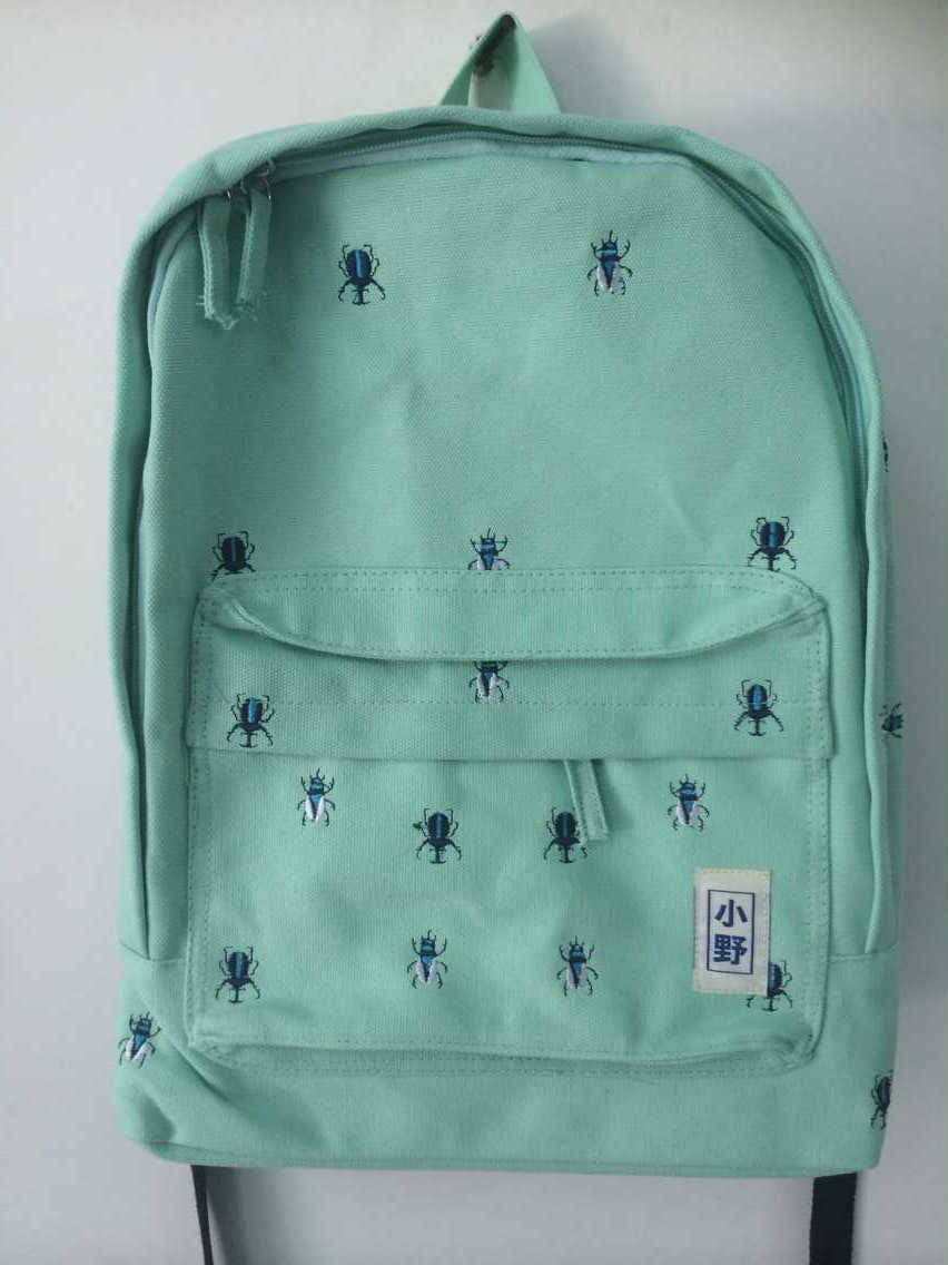 Japanese Bugs Backpack -  - Online Aesthetic Shop - 3