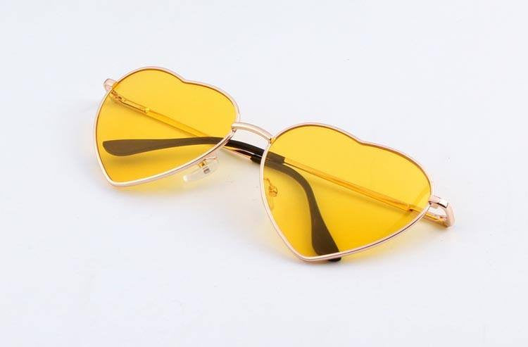 Heart Shaped Sunglasses -  - Online Aesthetic Shop - 10