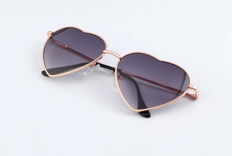 Heart Shaped Sunglasses -  - Online Aesthetic Shop - 9