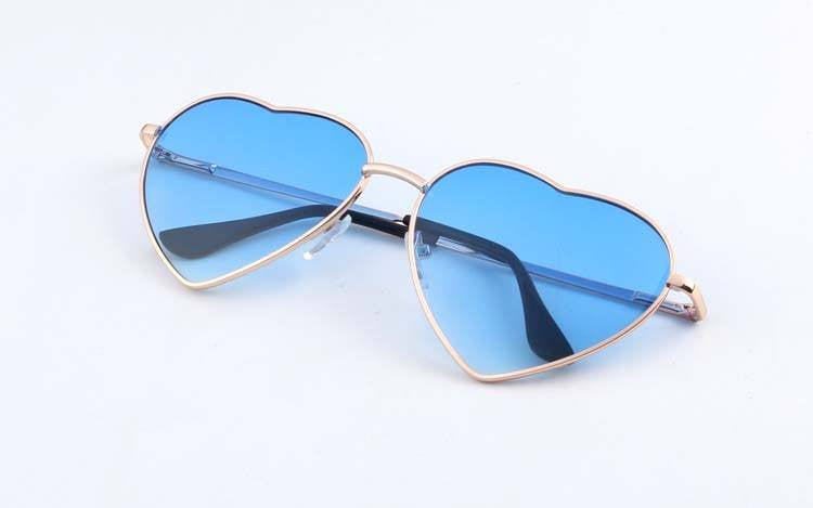 Heart Shaped Sunglasses -  - Online Aesthetic Shop - 6