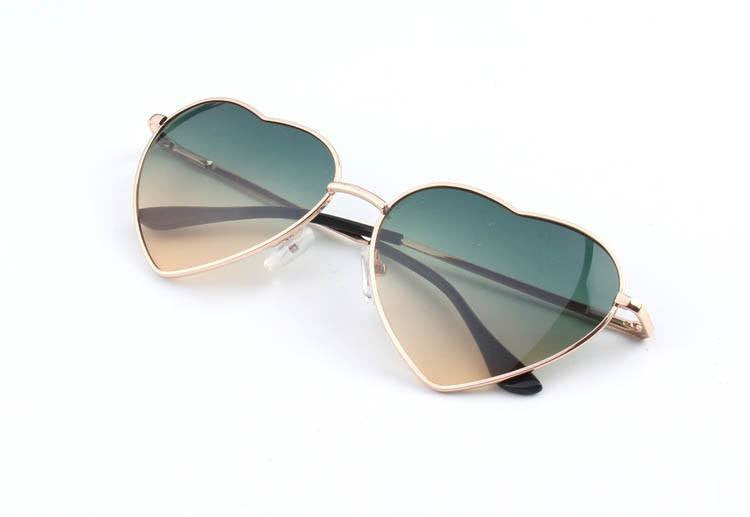 Heart Shaped Sunglasses -  - Online Aesthetic Shop - 14