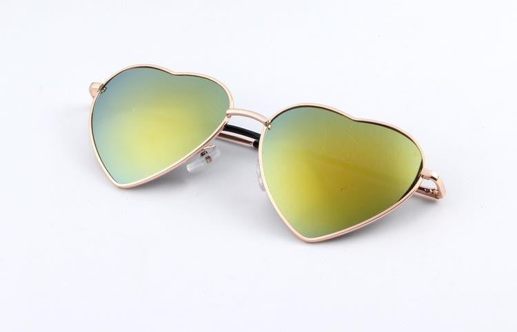 Heart Shaped Sunglasses -  - Online Aesthetic Shop - 16