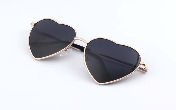 Heart Shaped Sunglasses -  - Online Aesthetic Shop - 8