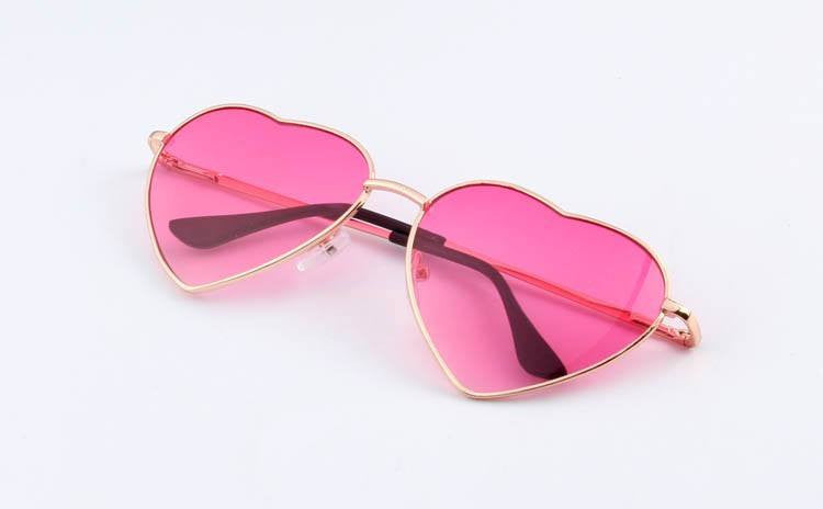 Heart Shaped Sunglasses -  - Online Aesthetic Shop - 7