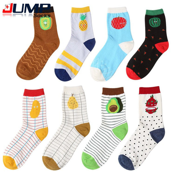 Fruit Socks - Soft Accessories - Online Aesthetic Shop - 1