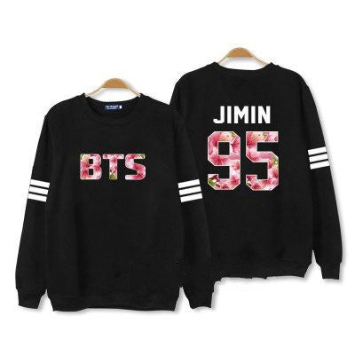BTS KPOP 95 Sweater - Online Aesthetic -  Tumblr Kawaii Aesthetic Shop Fashion