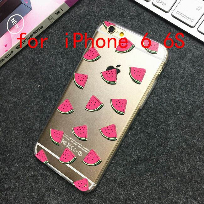 Transparent Watermelon Phone Case - Online Aesthetic -  Tumblr Kawaii Aesthetic Shop Fashion