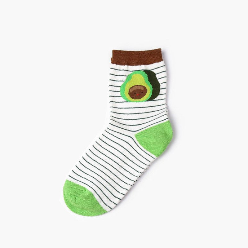 Fruit Socks - Soft Accessories - Online Aesthetic Shop - 7