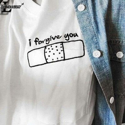 I Forgive You T-Shirt - Clothes - Online Aesthetic Shop - 1
