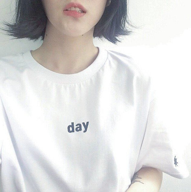 Night & Day T-Shirt - Clothes - Online Aesthetic Shop - 2