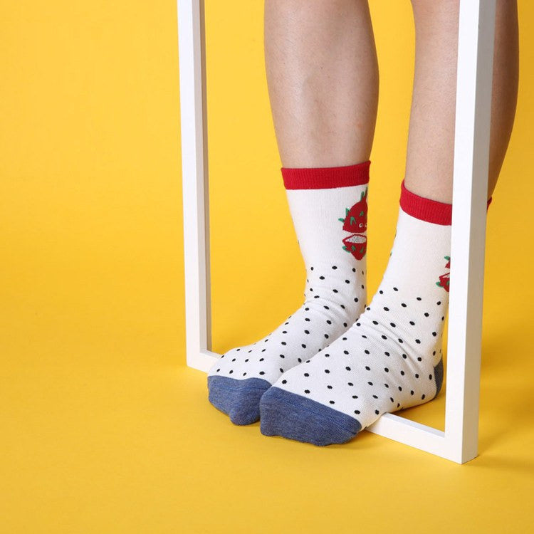 Fruit Socks - Soft Accessories - Online Aesthetic Shop - 8