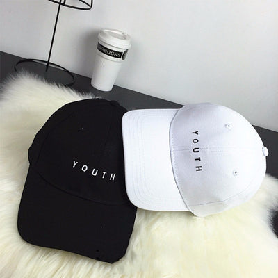Y O U T H Hat - Online Aesthetic -  Tumblr Kawaii Aesthetic Shop Fashion